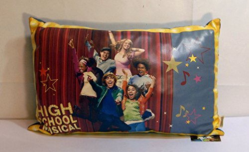 Cuscino rettangolare HIGH SCHOOL MUSICAL 22x38 cm - High School Musical Federa