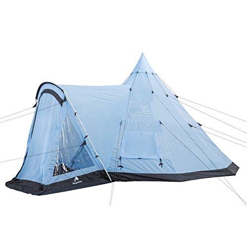 Zoom IMG-1 campfeuer tenda teepee grande degli
