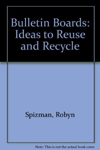 Bulletin Boards: Ideas to Reuse and Recycle