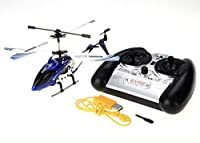 Zeagoo Channel 3CH Mini Metal Remote Control RC Helicopter Toys from China