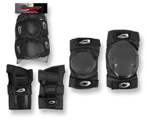 Osprey - Schützer Skateboard/Inliner - Kinder - bis zu 60 kg - Größe M