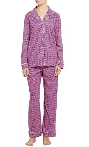 dkny-ensemble-de-pyjama-femme-rose-x-small