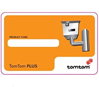 TomTom Safety Cameras 12 Months Pre Paid Subscription Card (B000L214WK) | Amazon Products