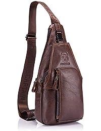 92c8ffb602cd0 Amazon.es  Mochilas - Marrón   Shoppers y bolsos de hombro   Bolsos ...