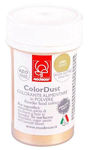 Color dust or perlé - colorant alimentaire en poudre 3 gr