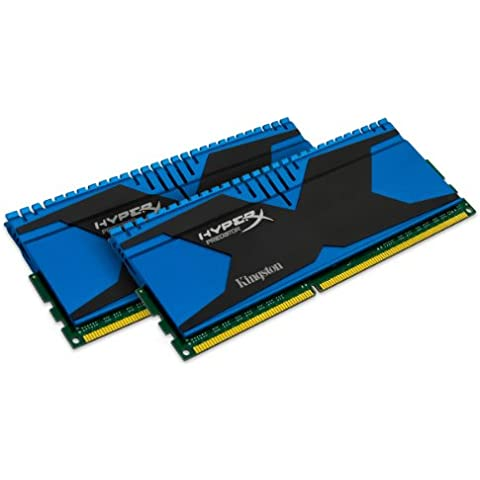 Kingston XMP HyperX Predator Series - Memoria RAM DDR3 1866 (8 GB, KHX CL9)