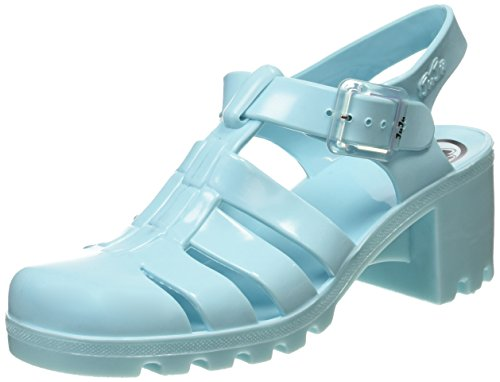 JuJu ShoesBabe - Sandali donna , Blu (Blue (Paloma Blue)), 43