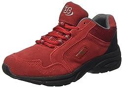 Bruetting Damen Circle Walkingschuhe, Rot (Rot), 41 EU
