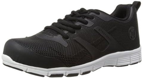 Apache Vault, Chaussures de sécurité homme, Noir (Black), 10 UK F