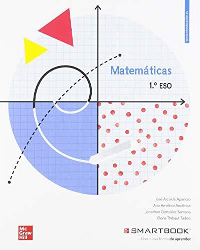 Matematicas 1 ESO. Libro del alumno