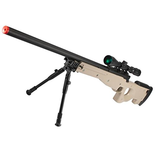 WELL FUCILE A MOLLA MAUSER SL86 FULL SET OD MB01 SOFTAIR (0.9 JOULE)