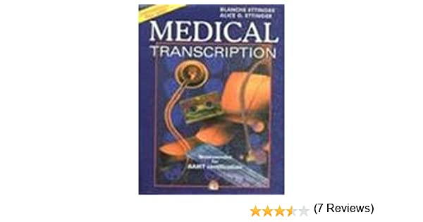 book style medical transcription free
