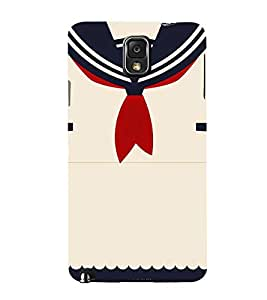 EPICCASE Popeye the sailorman Mobile Back Case Cover For Samsung Galaxy Note 3 (Designer Case)