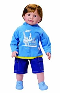 Zapf Creation Sam Toddler Doll 63 Cm Styles Vary Amazon