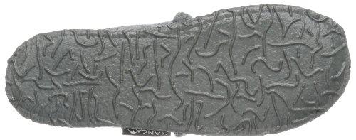 Nanga Herz Damen Pantoffeln Grau (mittelgrau)