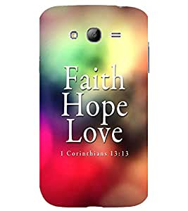 printtech Cool Quotes God Jesus Back Case Cover for Samsung Galaxy Grand Neo / Samsung Galaxy Grand Neo i9060