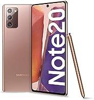 "Samsung Galaxy Note20 Smartphone, Display 6.7"" Super Amoled Plus Fhd+, 3 Fotocamere Posteriori, 256Gb, Ra"