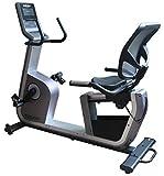 MAXXUS Liegergometer Bike 6.2R - Heimtrainer in Studio Qualität für das Cardio-Training zuhause - leise und gelenkschonend - individuell einstellbar