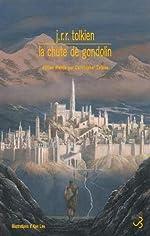 La chute de Gondolin de Alan Lee