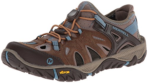 merrell-all-out-blaze-sieve-damen-aqua-schuhe-braun-brown-sugar-blue-heaven-36-eu