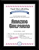 Best Mother Awards - Printelligent Award Certificate for Best Girlfriend | Gifting Review