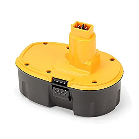 POWERGIANT 18V 3.0Ah Power Tools Battery for Dewalt DE9098 DE9503 DC9096 DC725 DE9094 DE9096 DE9039 DE9095 DW9095 DW9096 DW9098 etc,CE