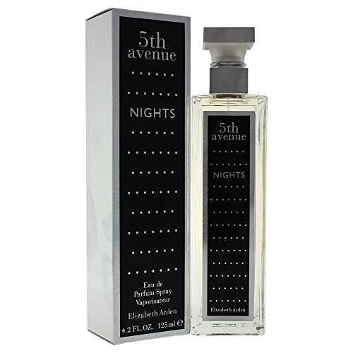 ELIZABETH ARDEN 5 th AVENUE NIGHTS agua de perfume vaporizador 125 ml