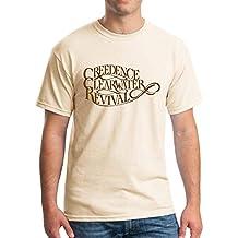 Creedence Clearwater Revival - Camiseta Manga Corta