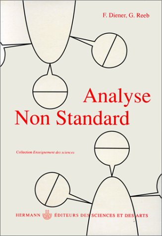 Analyse non standard par F. Diener