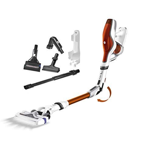 Rowenta Aspirateur Sans Fil Sans Sac Multifonction Air Force Flex 560 Tube Flexible Autonomie 35 min Tous types de Sols Accessoire...