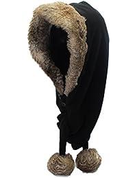 Nameblue Wintermütze Unisex Fliegermütze Fellmütze Klassische Trappermütze Warm Ski Mütze Outdoor Für Aktivitäten Mode Accessoires 14003