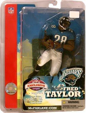 Jacksonville Spielzeug Jaguars (McFarlane Super Bowl XXIX Exclusive Fred Taylor - Jacksonville Jaguars)