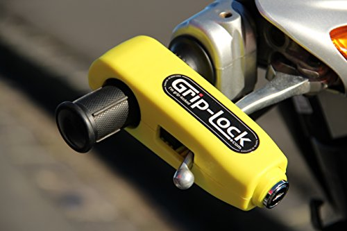 Grip-Lock 0793573731241-004 Sicherheitssystem, Rot