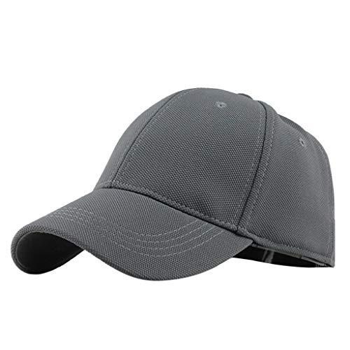 e für den Außenbereich, Baumwolle, einfarbig, verstellbar grau ()