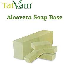 Tatvam Aloe vera Melt and pour Soap Base, 1 Kg
