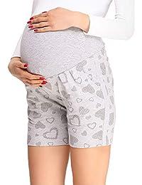 Be Mammy Pantalones Premamá Cortos Shorts Ropa Verano BE20-234