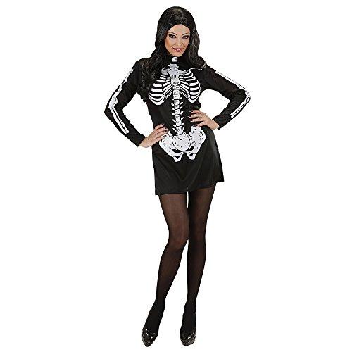Widmann 89442 - Kostüm Skelett, Größe M