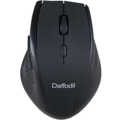 daffodil-wms328b-raton-optico-sin-cables-24ghz-5-botones-pc-mouse-rueda-de-desplazamiento-y-sensibil