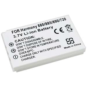 Power Akku Li-Ion für Logitech Harmony 880 885 890 für Logitech Harmony 880 Harmony 885 Harmony 890 Harmony 720 Harmony 785 Harmony 895 Harmony One