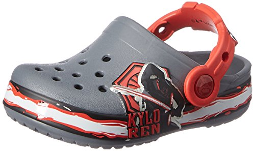 crocs CB Star Wars Villain Clog, Unisex-Kinder Clogs, Mehrfarbig (Multi 90H), 24-26 EU (C8-9 Unisex-Kinder UK)