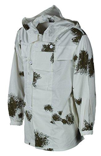 BW Schneetarn Anzug 2-teilig, Weiß, S