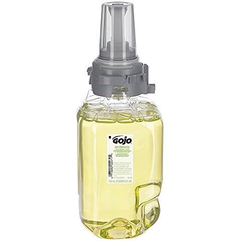 Gojo BN233-07 ADX-7 Lemon berry Foam Hand and Shower Wash, 700 mL Volume (Pack of 4)