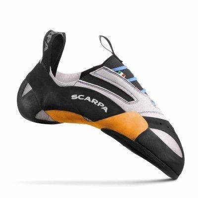 Scarpa Schuhe Stix Kletterschuh Größe 43,5 silver/white