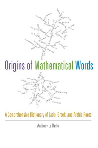 Origins of Mathematical Words (English Edition)