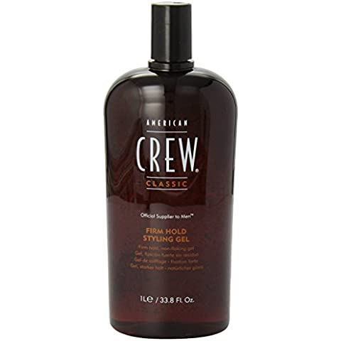 American Crew Classic Styling Gel Firm Hold Styling fortaleza 1000ml gel