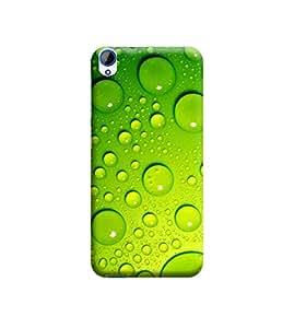 Ebby Premium Designer Back Cover for HTC 820 (Designer Case)