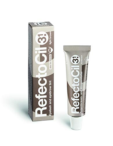 RefectoCil Sensitive Colour Gel Lichtbraun .5 oz by RefectoCil -