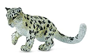 Collecta - Col88497 - Baby Leopard Des Neiges Quién Juega - Talla M