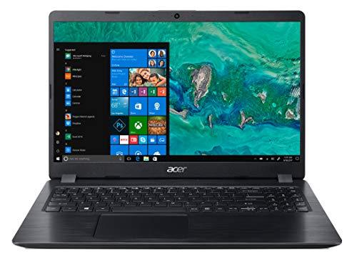 """Acer Aspire 5 A515-52G-72U7 Black Notebook 39.6 cm (15.6"""") 1920 x 1080 pixel 8th gen Intel® CoreTM i7 i7-8565U 16 GB DDR4-SDRAM 1512 GB HDD+SSD"""