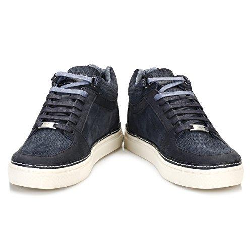 Ted Baker Komett, Sneakers Hautes Homme Bleu foncé